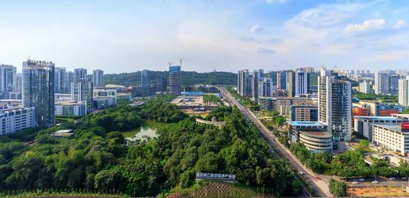 两江新区:努力打造高质量发展引领区、高品质生活示范区