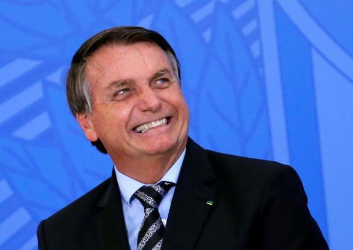 巴西总统博索纳罗致信拜登 希望与美国达成自由贸易协定