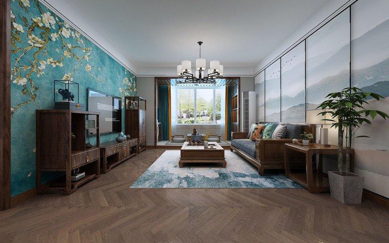 仅仅花了4万元,就把130平米的三居室装修的美轮美奂!