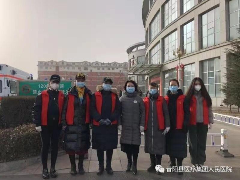"""山西昔阳县妇联:巾帼""""志愿红"""" 防疫""""她""""力量"""