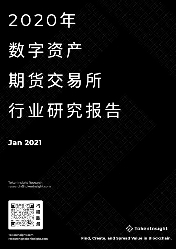 2020年度数字资产期货交易所行业研究报告