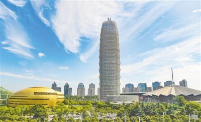 """郑州2020年环境污染防治交出出彩""""成绩单"""""""