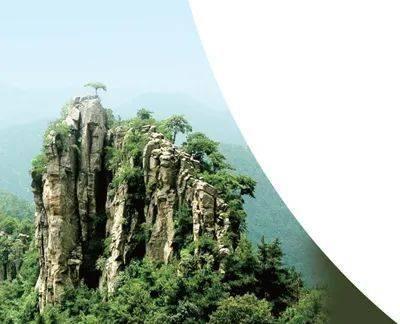 临沂蒙山鹰窝峰。资料图片