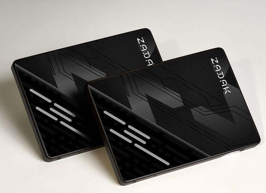 最大2TB容量 扎达克发布TWSS3固态硬盘