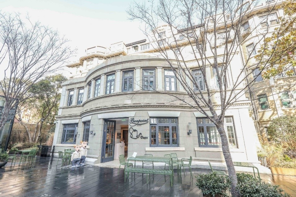 【是日美好事物】Bonpoint在上海开限时咖啡馆,COS回收材料制新衣