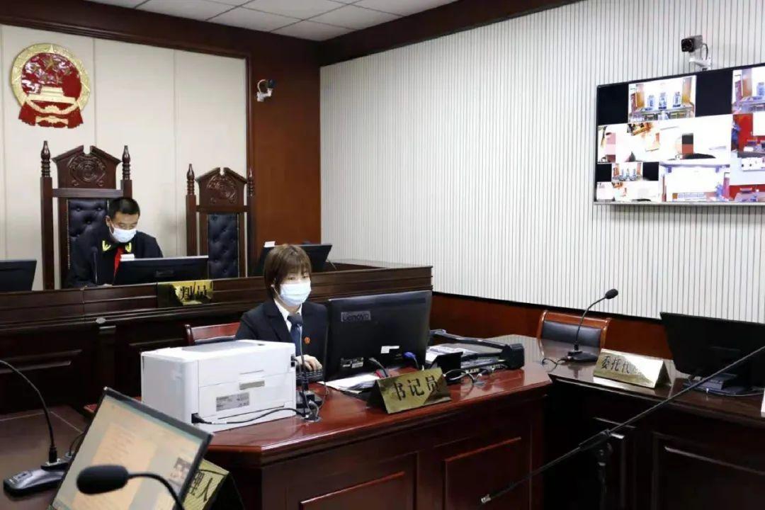 阜城法院网上成功调解一起 民间借贷纠纷案