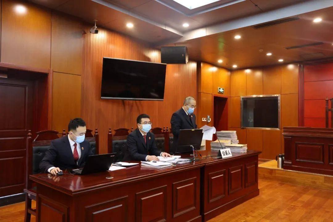 榆林市能源局原局长秦林惠受贿、巨额财产来源不明、贪污案一审开庭