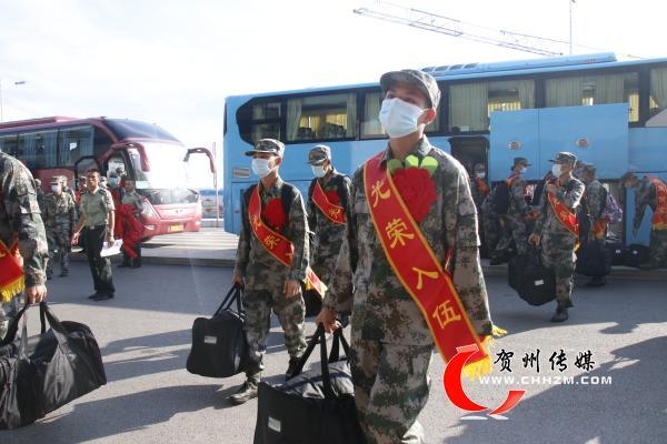 贺州市春季征兵安排在1月至3月现已全面展开