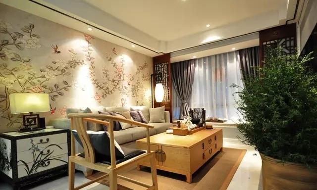 89平米二居室如何装修 中式8万!