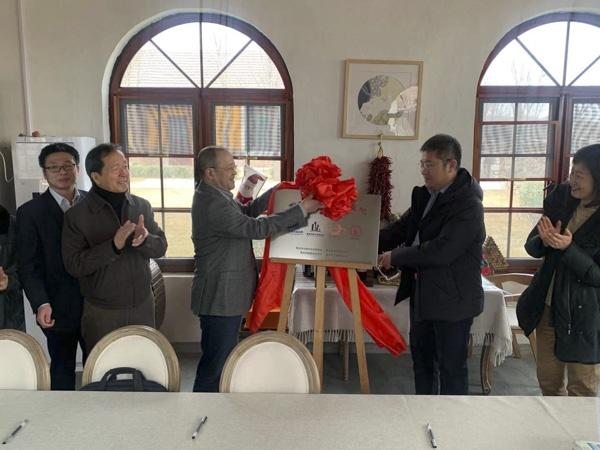 莱西市院上镇协力打造乡村振兴研修基地