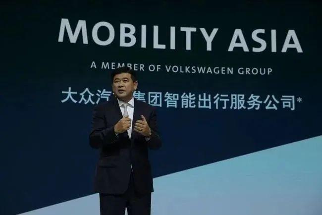 任职16年,大众汽车职务最高的华裔高管将离职