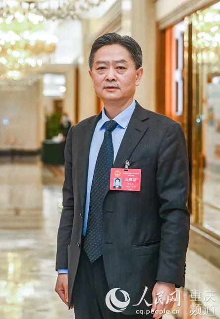 程志毅代表:江津将率先建成主城都市区同城化发展先行区图片