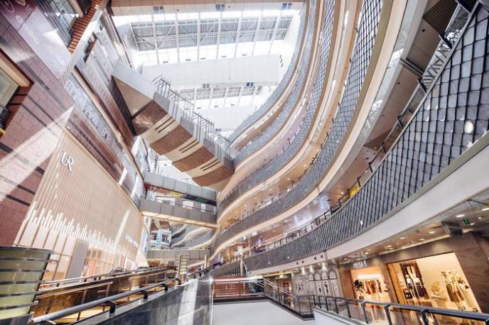 街电独家签约上海著名商业旗舰正大广场,强化上海高端商圈业态布局