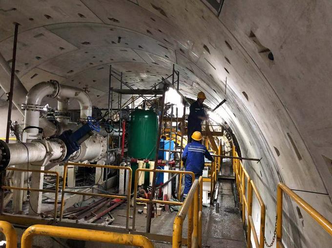 普陀这条备受关注的海岛隧道最新进度来了