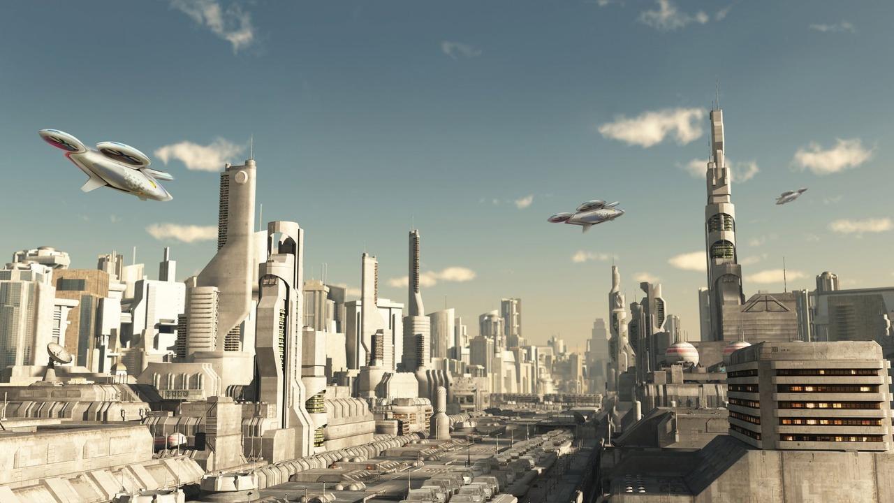不用再怕堵车了!吉利飞行汽车拿到适航证:从此开启科幻生活?