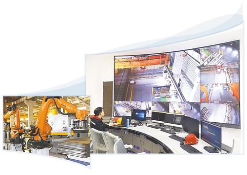 用工量缩减,作业量提升——金川集团发力智能化车间