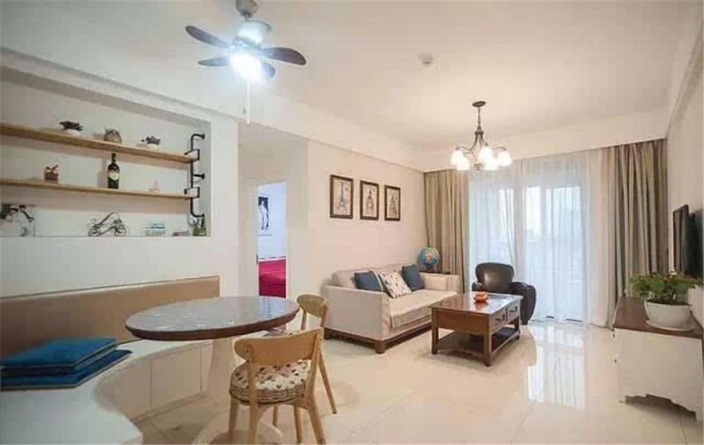 85平米的风格,原来二居室还可以这样装修!