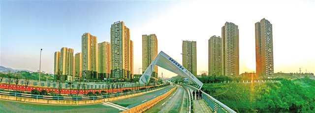 渝北 重庆之门 临空之城
