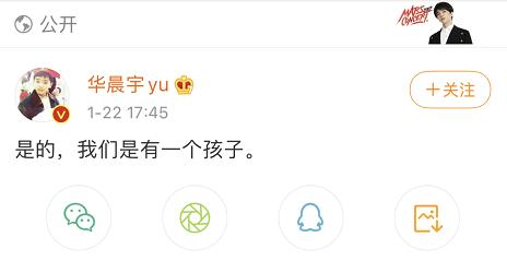 华晨宇张碧晨承认未婚生女 意外怀孕后决定重新磨合共同抚育孩子