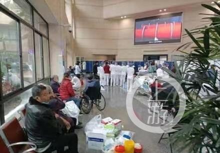 浙江一医院发生爆燃4人受伤 目击护工称爆燃物疑似汽油弹
