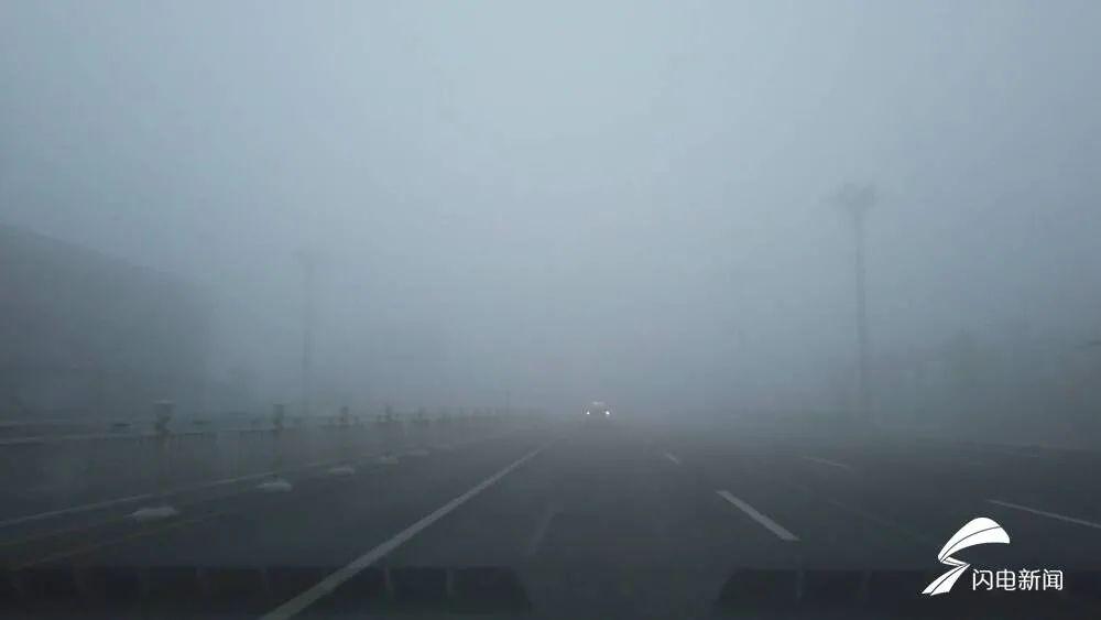 济南未来三天空气污染加重 25日小雨将净化空气