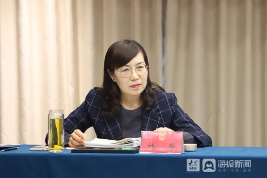 代表委员之声|林芳:积极践行新发展理念营造法治化营商环境