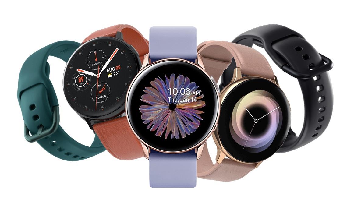三星 Watch Active 2 国行固件更新:增加 SmartThings Find 功能