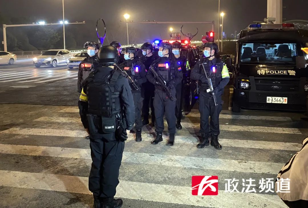 长沙5000警力开展集中清查