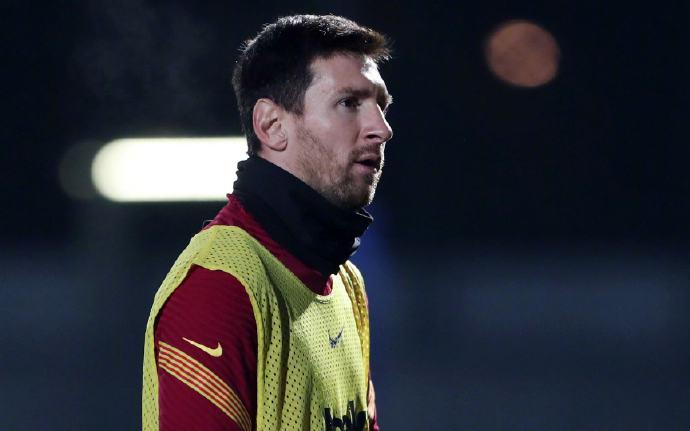 西班牙足协驳回巴萨上诉,梅西将继续停赛