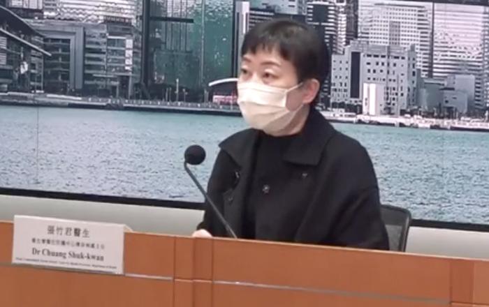 香港新增81例确诊病例,累计确诊病例突破一万例