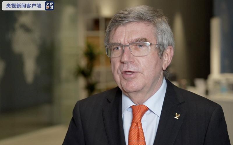 国际奥委会主席巴赫:期待东京奥运会如期举行 确保安全举行依然是首要任务