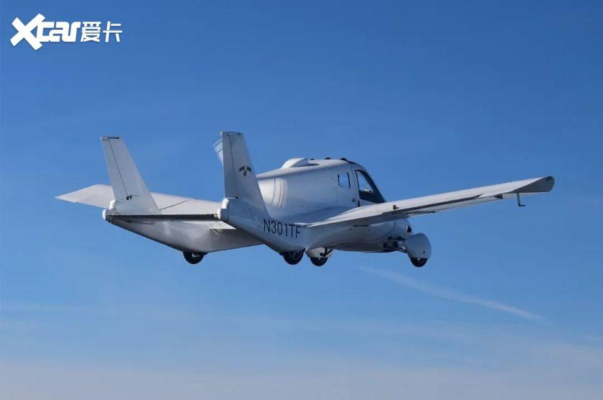 吉利科技旗下太力飞车获得FAA适航证书