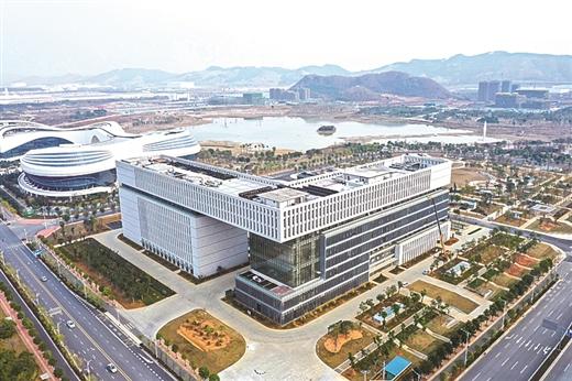 柳州市民服务中心今年将投入使用