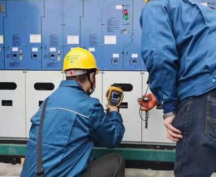 """""""一户一案"""",烟台供电公司开展重要用户安全用电检查"""