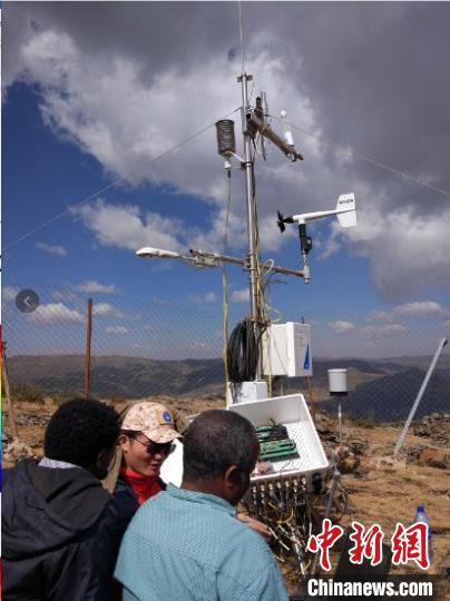 """中国与埃塞俄比亚合作首获""""非洲屋脊""""相关辐射空间分布规律"""