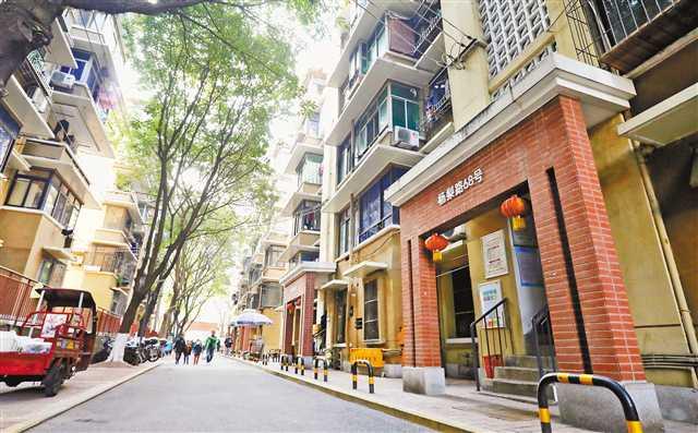 重庆1201个老旧小区改造项目完工