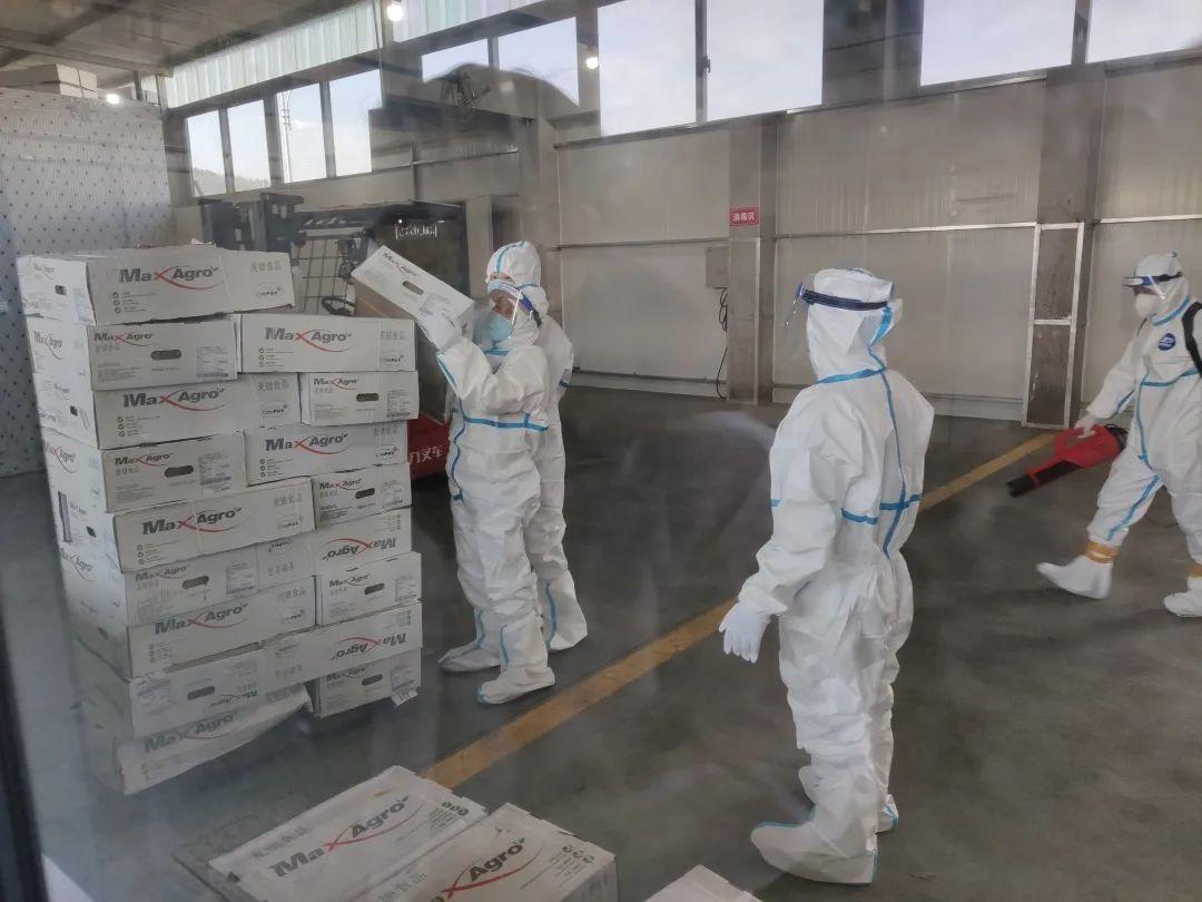 浙江舟山检测出一批新冠阳性进口冷链食品 未流入市场