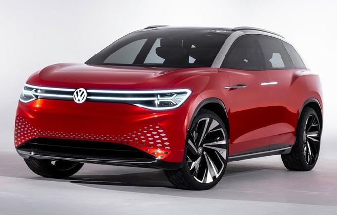 大众4月上海车展发布ID.3等3新车,大SUV和蔚来ES8同级别