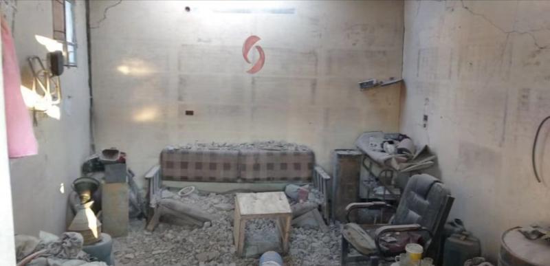 土耳其及其支持的叙利亚反对派武装炮击叙北部城镇致3死7伤