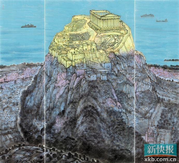 杨峻: 高峰现象消解, 艺术风格多样或是好事