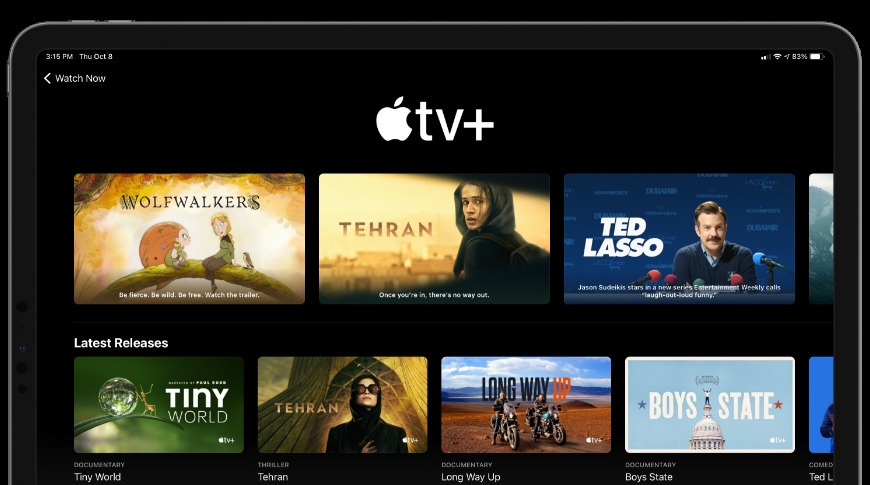 海外流媒体服务兴趣数据公布:苹果 Apple TV+ 仅占 14%,难分一杯羹