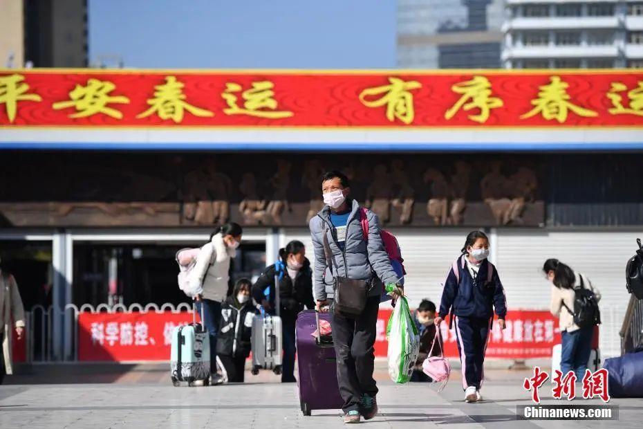 """四川春运高速公路""""冬安行动"""" 精准防控疫情加强安全风险管控"""