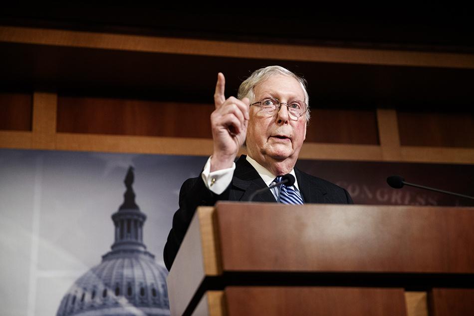 特朗普之后 猛料可能出在50比50的参议院