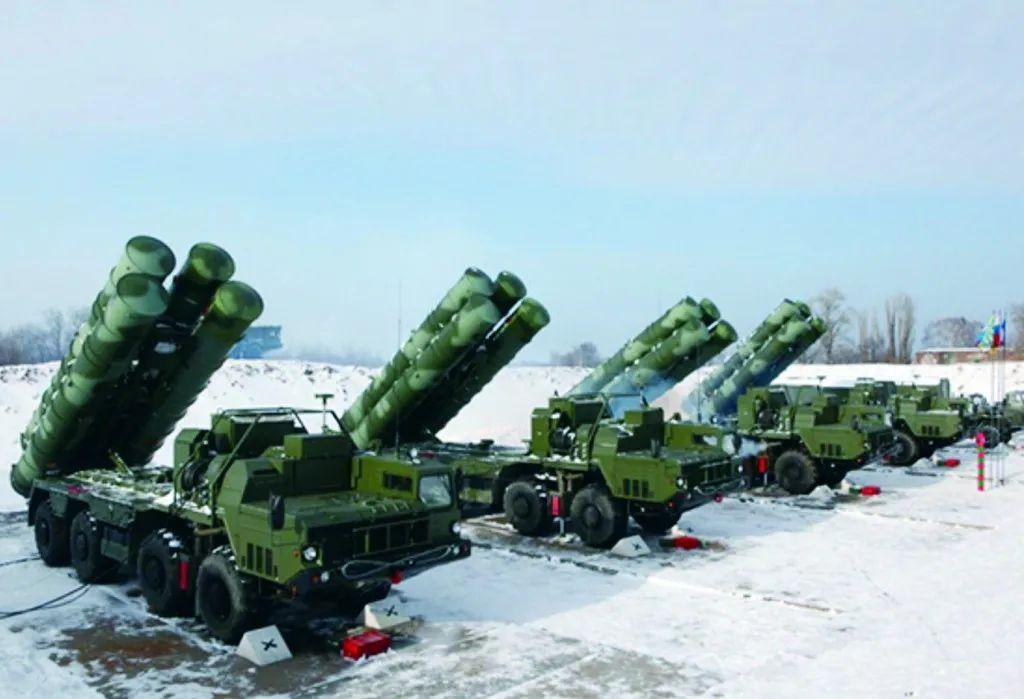 即使美国制裁印度也要买俄制S-400!理由又扯上中国