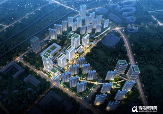未来医疗看青岛 RCEP试验基地崛起健康城市综合体