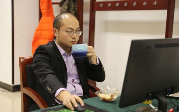 第35届同里杯中国天元赛今网上开赛  首局唐韦星迎战王泽锦