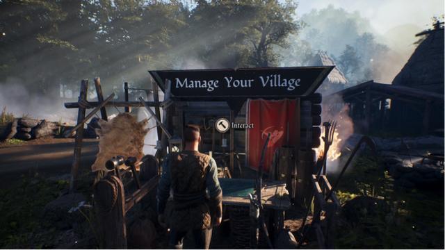 动作冒险游戏《罗宾汉:舍伍德建造者》上架Steam