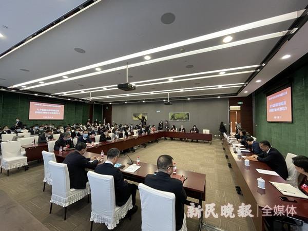 """上海如何建设成社会主义国际文化大都市?人大代表从""""一根火柴""""谈起"""
