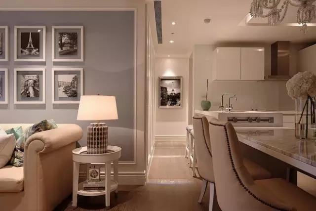 二居室的简约风装修多少钱一平?这套100平米的装修方案亮点满满!