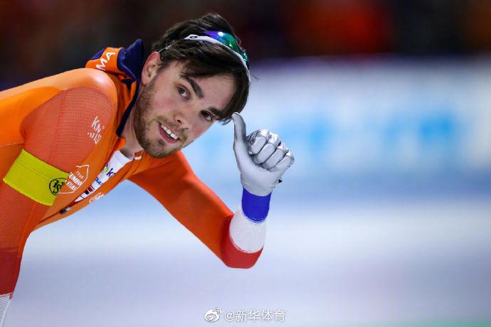 冰雪+ | 鲁斯特、斯豪滕打破速滑世界杯男、女长距离项目场地纪录